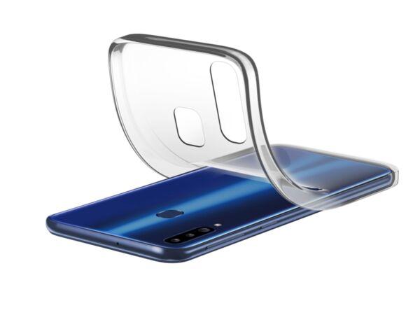 Прозрачен калъф Soft за Samsung Galaxy A20s