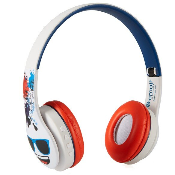 Bluetooth детски слушалки Emoji, Game