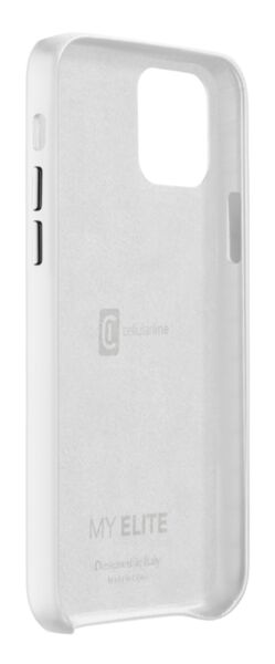 Калъф Elite за iPhone 12 mini, Бял