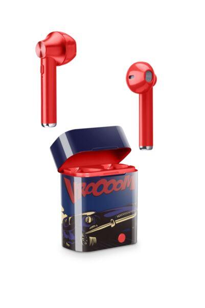 Bluetooth слушалки с кейс Music Sound, Кола, TWS