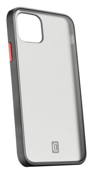 Калъф Smoky Quartz за iPhone 12/12 Pro, Черен