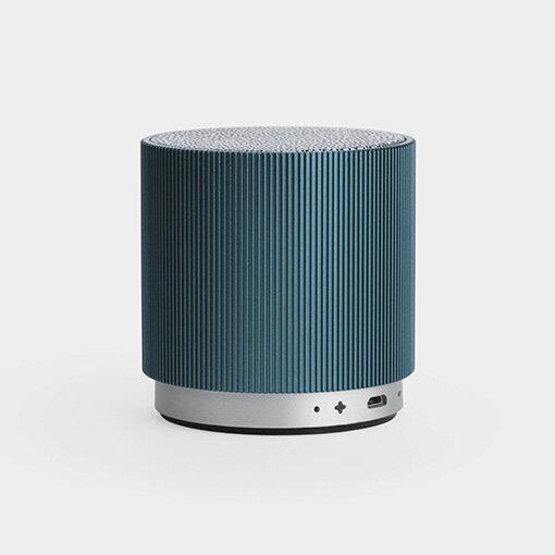 Bluetooth колонка Lexon Fine 3W, Синя