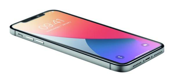 Усилено стъкло Tetra Force за iPhone 12 mini