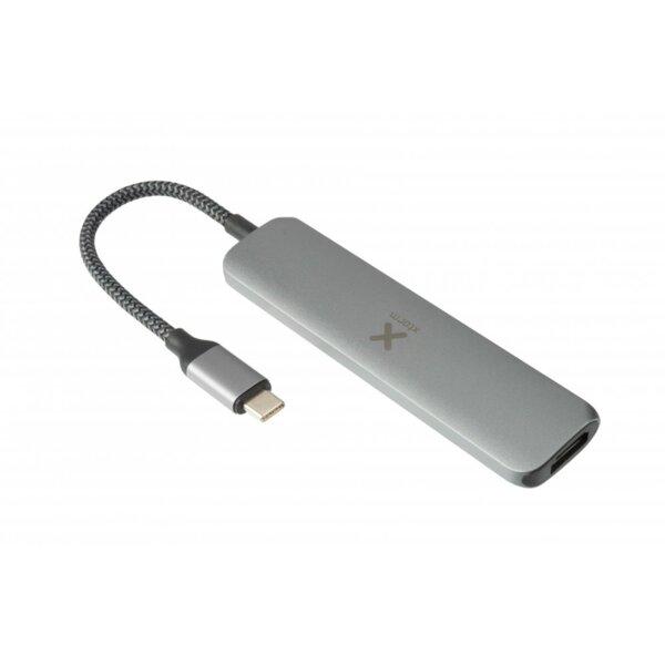 Адаптер Xtorm USB-C Hub HDMI 2xUSB3.0+PD