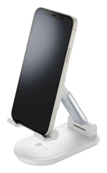 Универсална сгъваема стойка за таблет и телефон