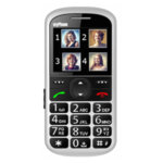 Телефон за възрастни myPhone Halo 2, Бял