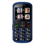 Телефон за възрастни myPhone Halo 2, Син