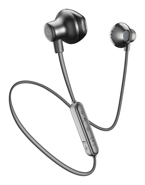 Bluetooth слушалки AQL Cliff, Черни