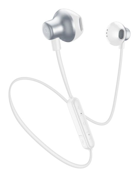 Bluetooth слушалки Cliff, Бели