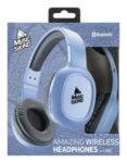 Bluetooth слушалки Music Sound Basic, Сини