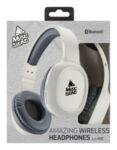 Bluetooth слушалки Music Sound Basic, Бели