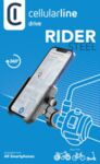 Стойка за мотор и колело алуминиева Rider Steel, Черна