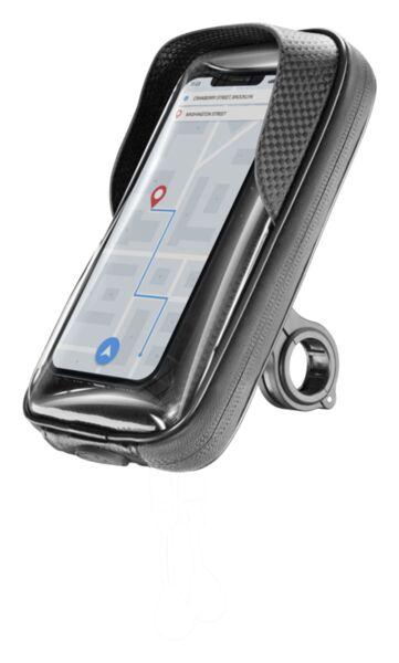 Стойка за мотор и колело Rider Shield до 6.7'', Черна