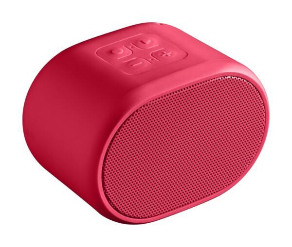 Bluetooth колонка Music Sound mini 3W, Червена