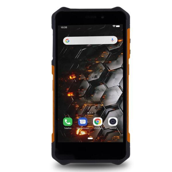 Телефон myPhone Hammer IRON 3, Оранжев