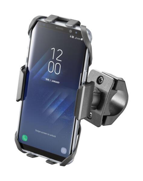 Универсална стойка за ръкохватка 16-30мм за телефони до 100мм