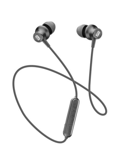 Bluetooth слушалки Gem, Черни