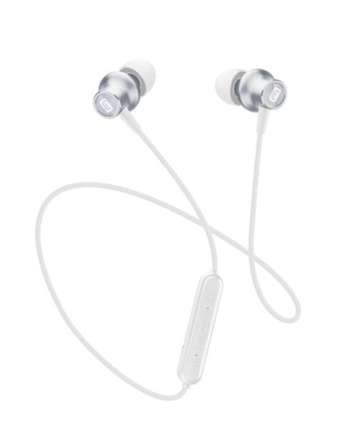 Bluetooth слушалки AQL Gem, Бели