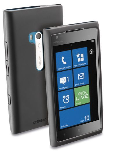 Силиконов калъф за Nokia Lumia 900