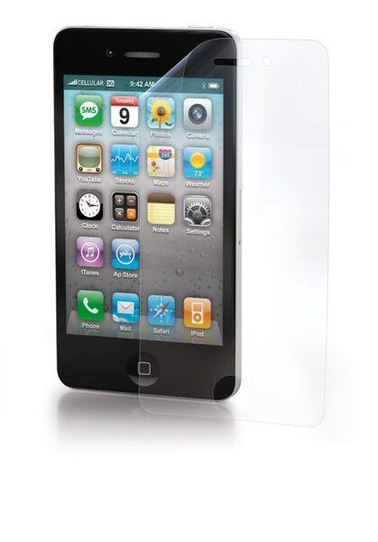 Предпазно фолио за iPhone 4/4S, 2 броя в пакета
