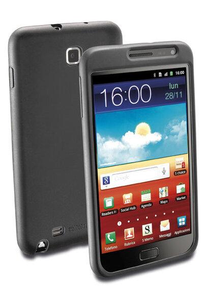 Силиконов калъф за Samsung Galaxy Note N7000