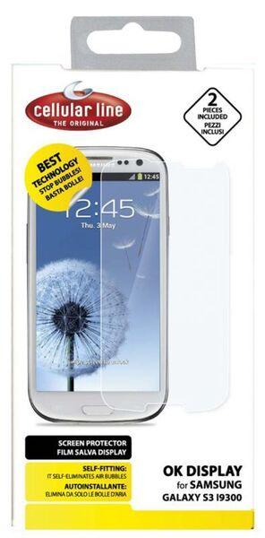 Предпазно фолио за Samsung Galaxy S3 I9300/S3 Neo