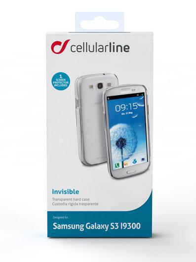Прозрачен капак за Samsung Galaxy S3 I9300/S3 Neo