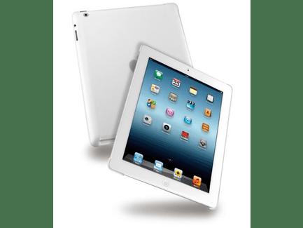 Тънък калъф за iPad3/2 прозрачен, 0,6мм