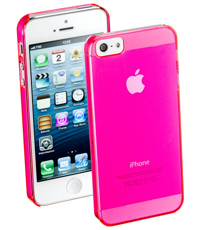 Цветен калъф Cool за iPhone 5/5S/SE