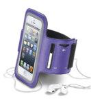 Спортен калъф Armband за iPhone 5/5S/5C/SE, Виолетов