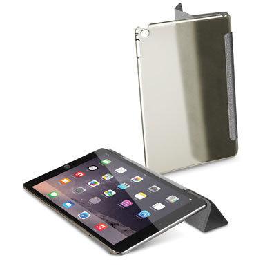 Прозрачен кейс с капак за iPad 6 Air 2