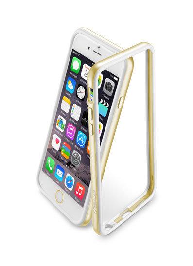 Bumper за iPhone 6S/6, Сатен