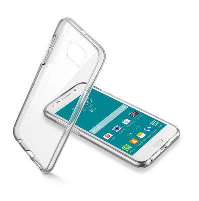Прозрачен калъф Clear Duo за Samsung Galaxy S6