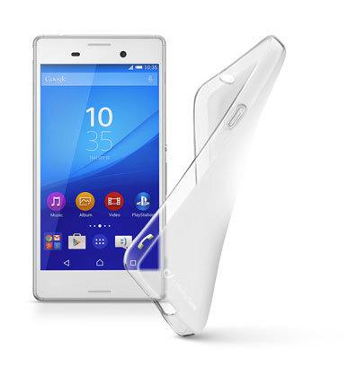 Прозрачен калъф Shape за Sony Xperia M4 Aqua