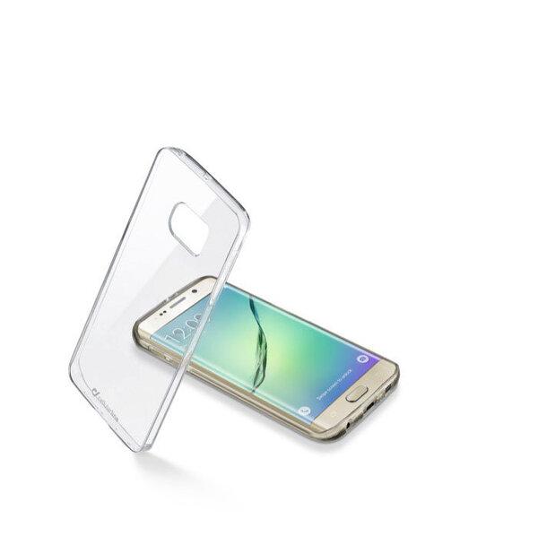 Прозрачен калъф Clear Duo за Samsung Galaxy S6 Edge Plus