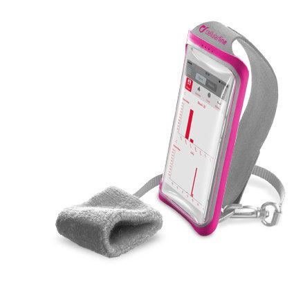 Спортен калъф за телефон, за китка, до 5.2'