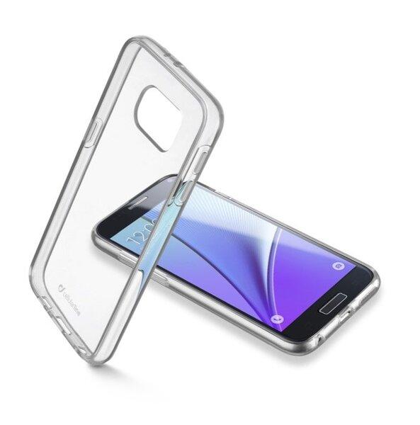 Прозрачен калъф Clear Duo за Samsung Galaxy S7
