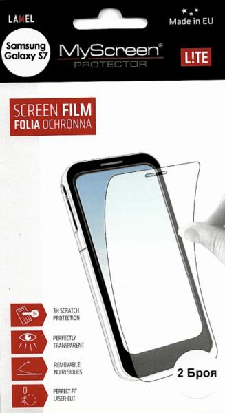 Кристално фолио за Samsung Galaxy S7