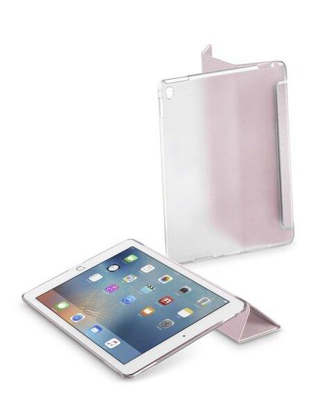 Прозрачен кейс с капак за iPad 6 Air 2/Pro