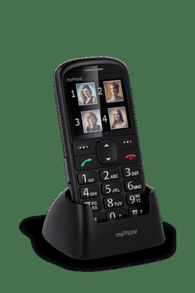 Телефон за възрастни хора myPhone Halo 2