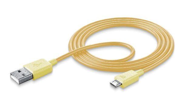 Кабел данни micro USB 1м