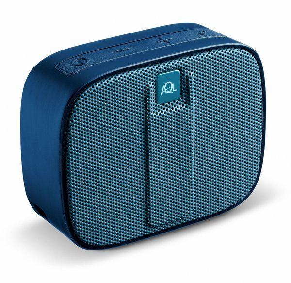 Bluetooth колонка Fizzy, Синя