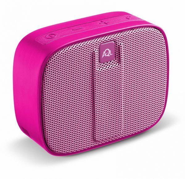 Bluetooth колонка Fizzy, Розова