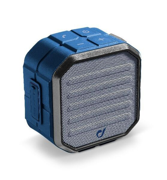 Bluetooth колонка Muscle AQL, Синя