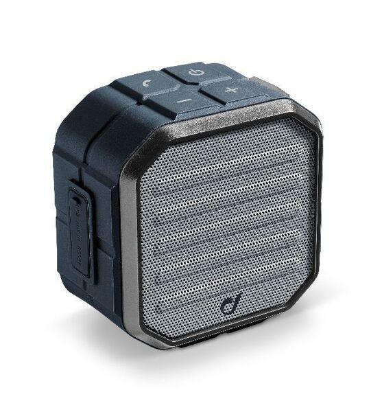 Bluetooth колонка Muscle AQL, Сива