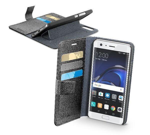 Кожен Book Agenda калъф за Huawei P10 Plus