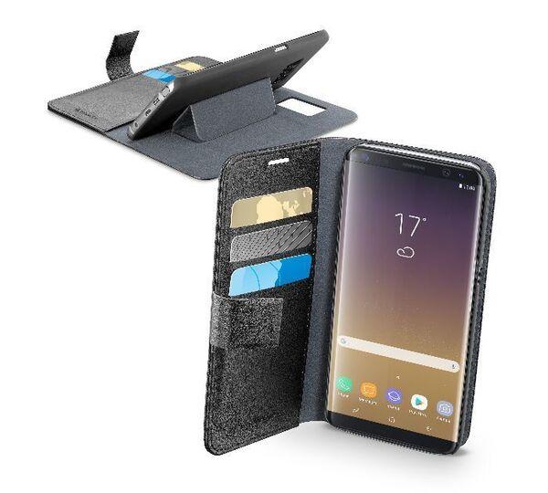 Кожен Book Agenda калъф за Samsung Galaxy Note 8