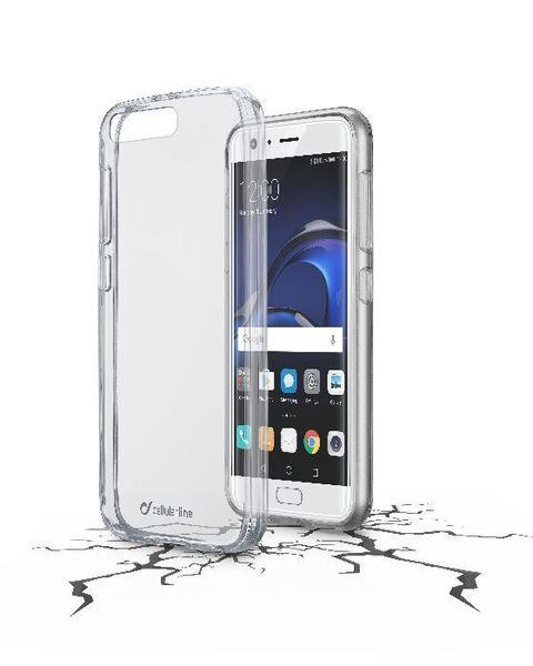 Прозрачен твърд кейс ClearDuo за Huawei P10 Plus