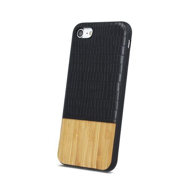 Дървен калъф Beeyo Wooden за Samsung Galaxy S6