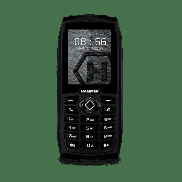 Мобилен Телефон myPhone Hammer 3, Черен